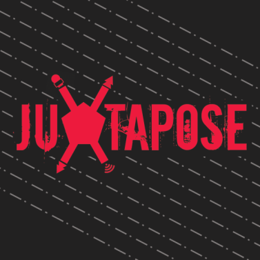 JUXTAPOSE LOGO- IMAGE FOR POST 1